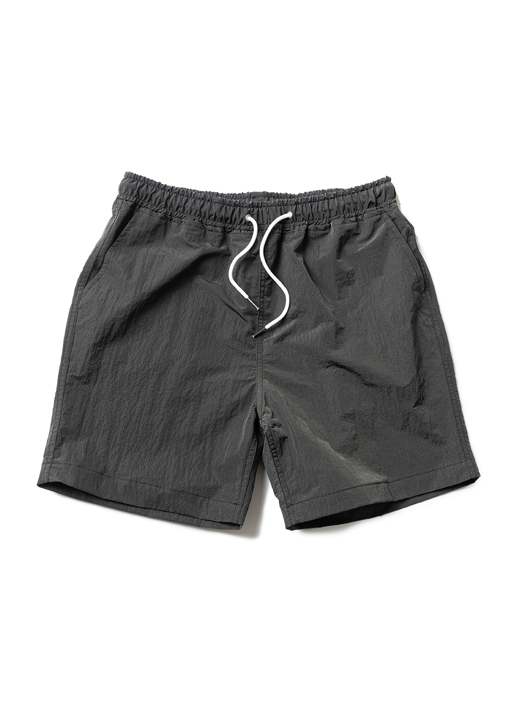 NYLON METAL SHORT PANTS MUZSP004-DG