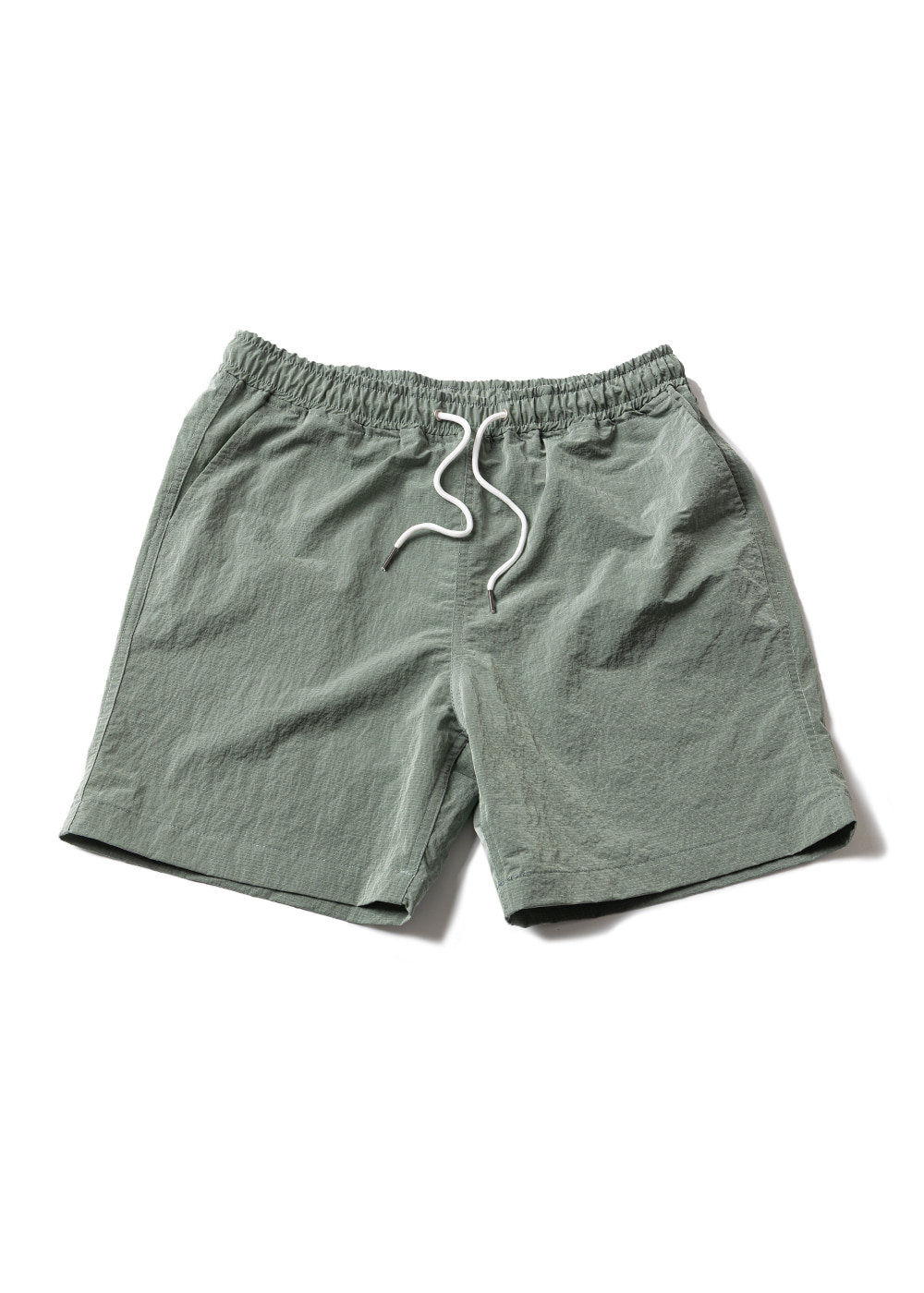 NYLON METAL SHORT PANTS MUZSP004-KK
