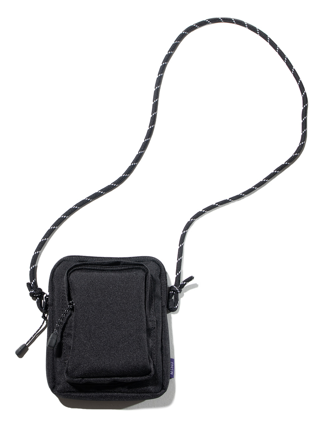 SMALL POUCH BAG MUZAB001-BK